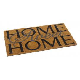 Paillasson coco home sweet home 45x75 cm