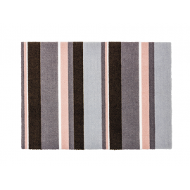 Tapis de bain marron boston - Tapis de salle de bain original ...