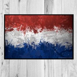 paillasson-drapeau-Pays-Bas