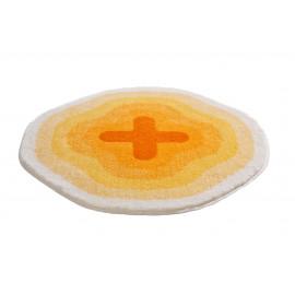 Tapis-de-bain-Topaze-jaune