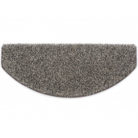 Tapis escalier Berne anthracite