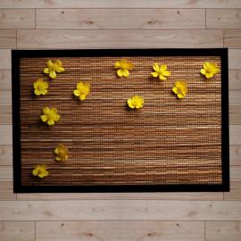paillasson-floral