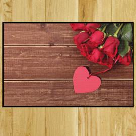 Paillasson Fleurs & Love