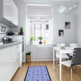 Tapis de cuisine azulejos