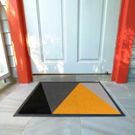 Paillasson Triangulaire