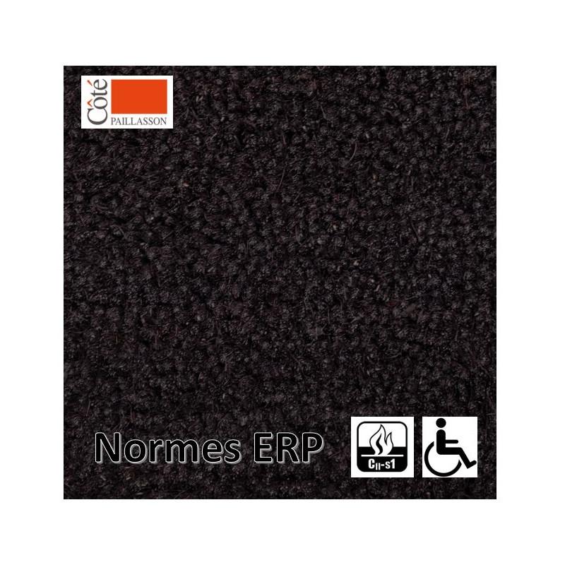 coco normes erp, couleur noire