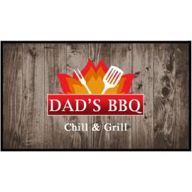 Le barbecue, c'est la cuisine de papa