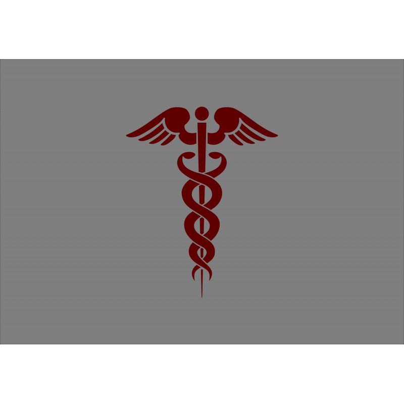 tapis d'entrée, cabinet médical