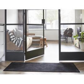 Tapis d'entrée Nuances Luxury Black 67 x 150 cm.