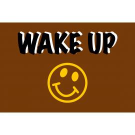 Paillasson WAKE UP