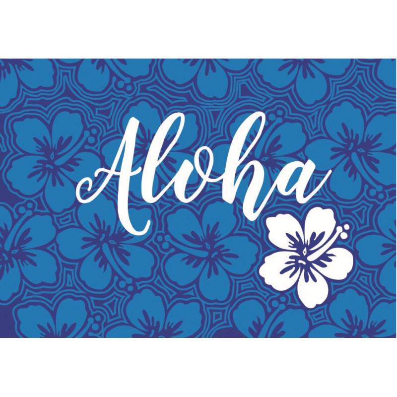 Paillasson, Aloha ... un peu de douceur.