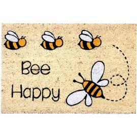 Paillasson Bee Happy,...