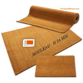 fibres coco en rouleau épaisseur 24 mm