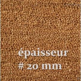 coco de 20mm  d'epaisseur