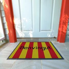 Paillasson régional Catalan