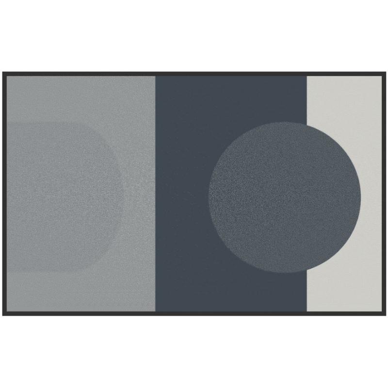 tapis d'entrée coleur grise