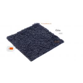tapis d'entrée couleur grise, différents grand format.