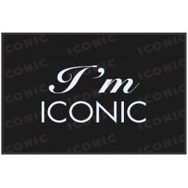Paillasson I'm Iconic