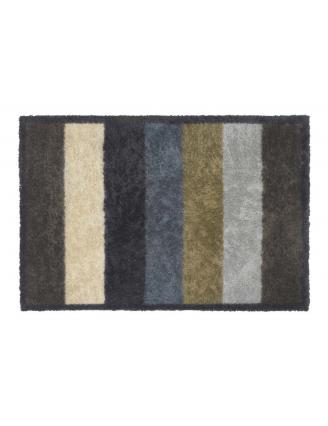 Paillasson coton Design Home Stripes