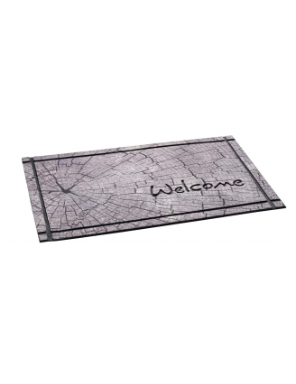 Paillasson grattoir welcome 46X76CM