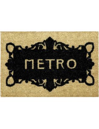 Paillasson coco Metro 40X60CM