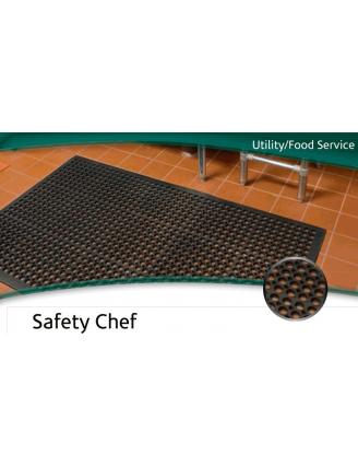 Tapis d'évier antidérapant Safety chef