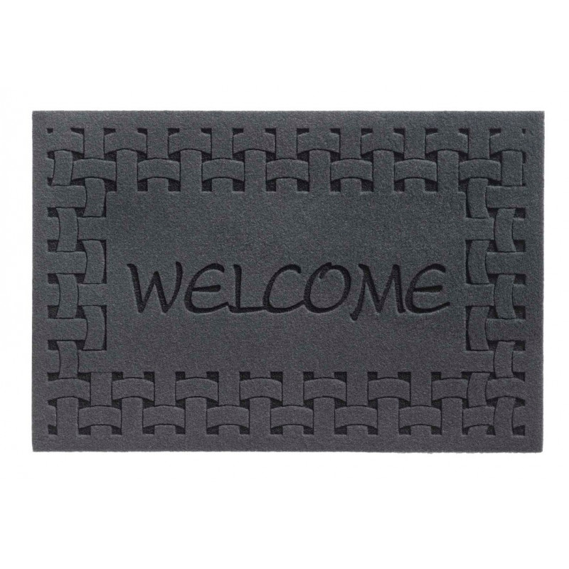 Tapis entrée welcome weaves