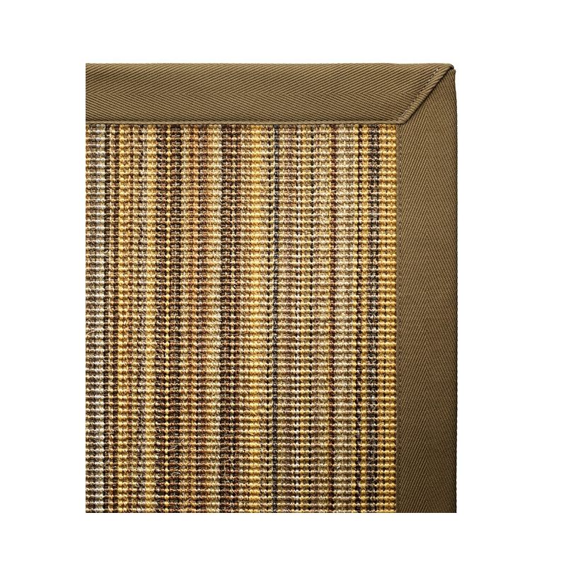 tapis d coratif tiss sisal couleur. Black Bedroom Furniture Sets. Home Design Ideas