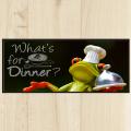 Tapis de cuisine what's