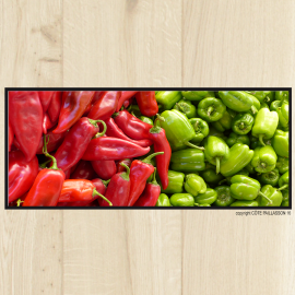 Tapis de cuisine piments for Tapis de cuisine aliexpress