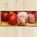 Tapis de cuisine tomates