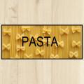 Tapis de cuisine pasta