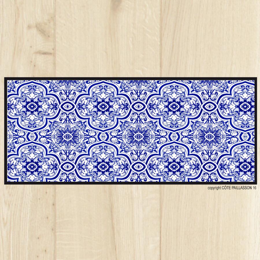 Salle De Bain Azulejos ~ tapis de cuisine azulejos