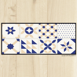 Tapis-carreaux-Blanc
