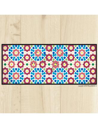 Tapis carreaux Maroc