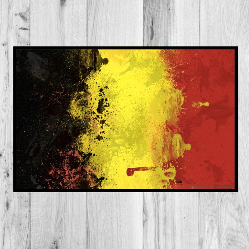 paillasson-drapeau-Belgique