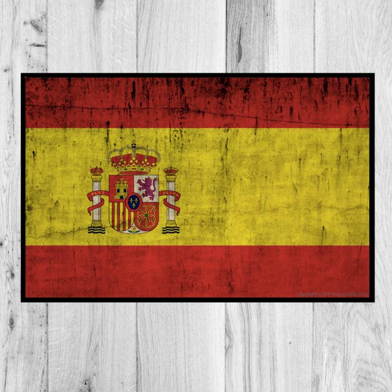 paillasson-drapeau-Espagne