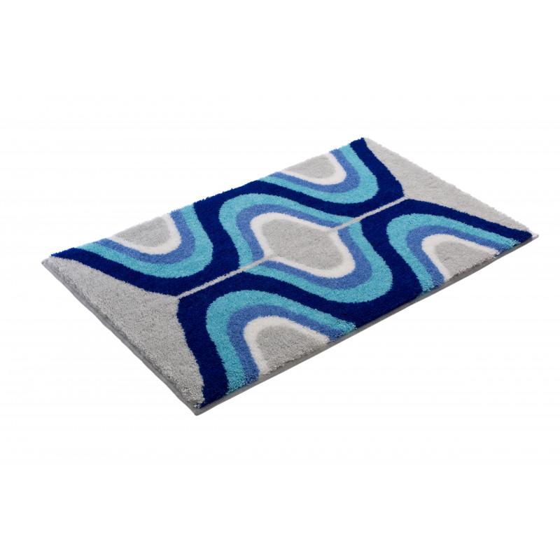 Tapis-de-bain-Pyrite-bleu-et-gris