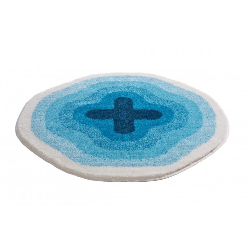 Tapis-de-bain-Topaze-Blue