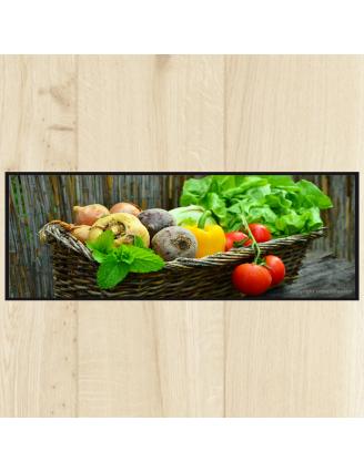 Tapis cuisine Légumes