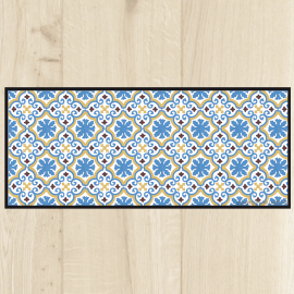 Tapis de cuisine design c t paillasson for Tapis de cuisine absorbant