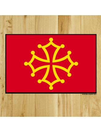 paillasson design Occitan