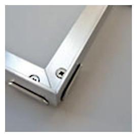 Cadre Aluminium à encastrer
