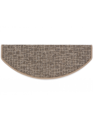 tapis escalier  Anvers Marron (lot de 15)