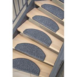 tapis escalier Copenhague Noir