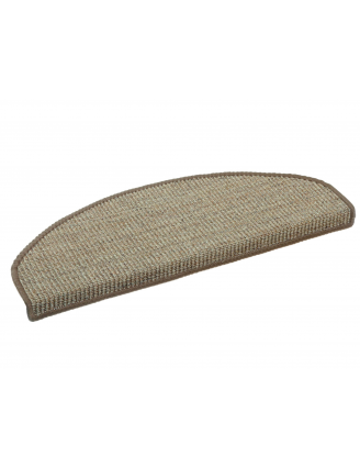 Tapis escalier Zurich Naturel (lot de 15)
