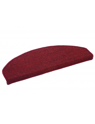 Tapis escalier Chelsea Rouge (lot de 15)