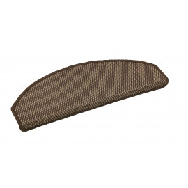 Tapis escalier MADISON chocolat