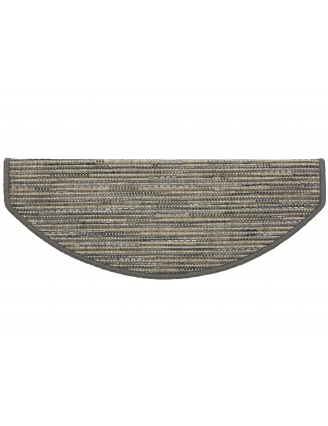 Tapis escalier Morgan Gris (lot de 15)