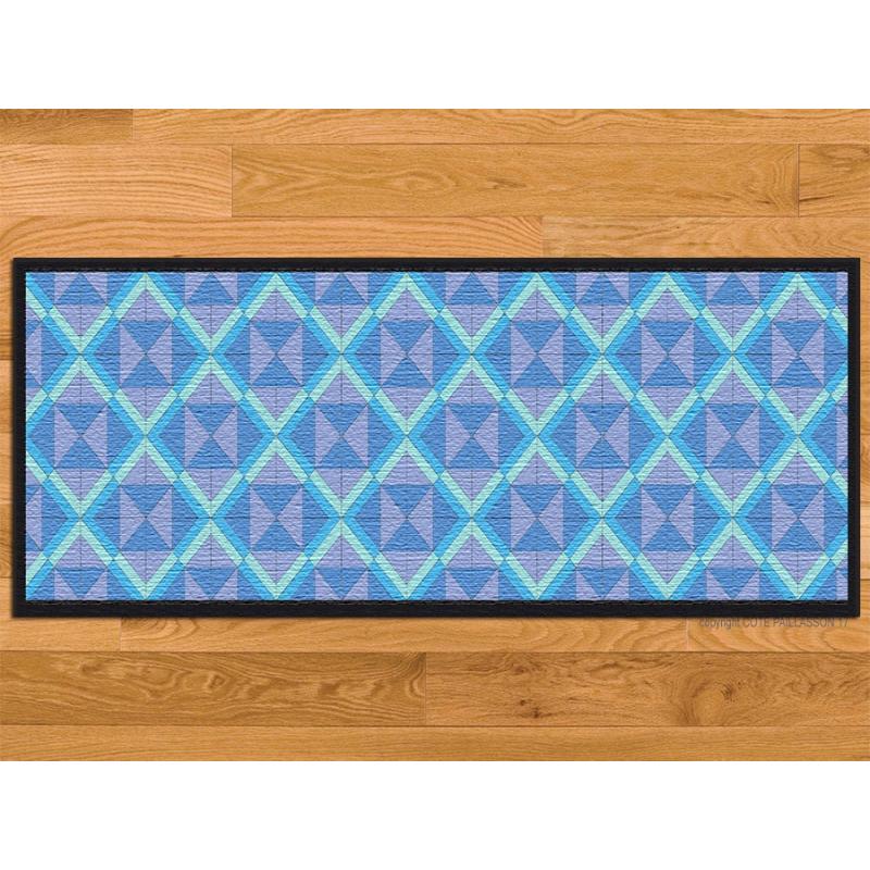 Tapis de cuisine Azul Purpura